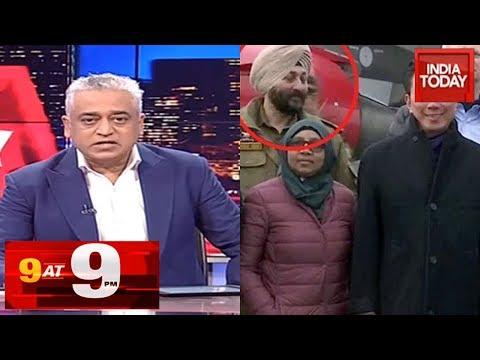 9 At 9   Top Headlines With Rajdeep Sardesai   India Today   15 January 2020