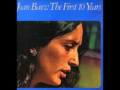 Joan Baez - Love Is Just A Four Letter Word (lyrics)