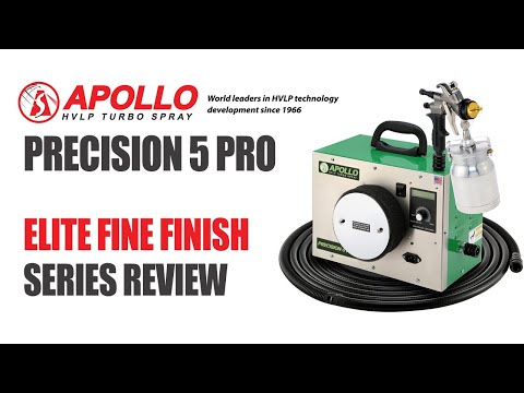 Apollo Precision 5 Elite Fine Finish Series Review
