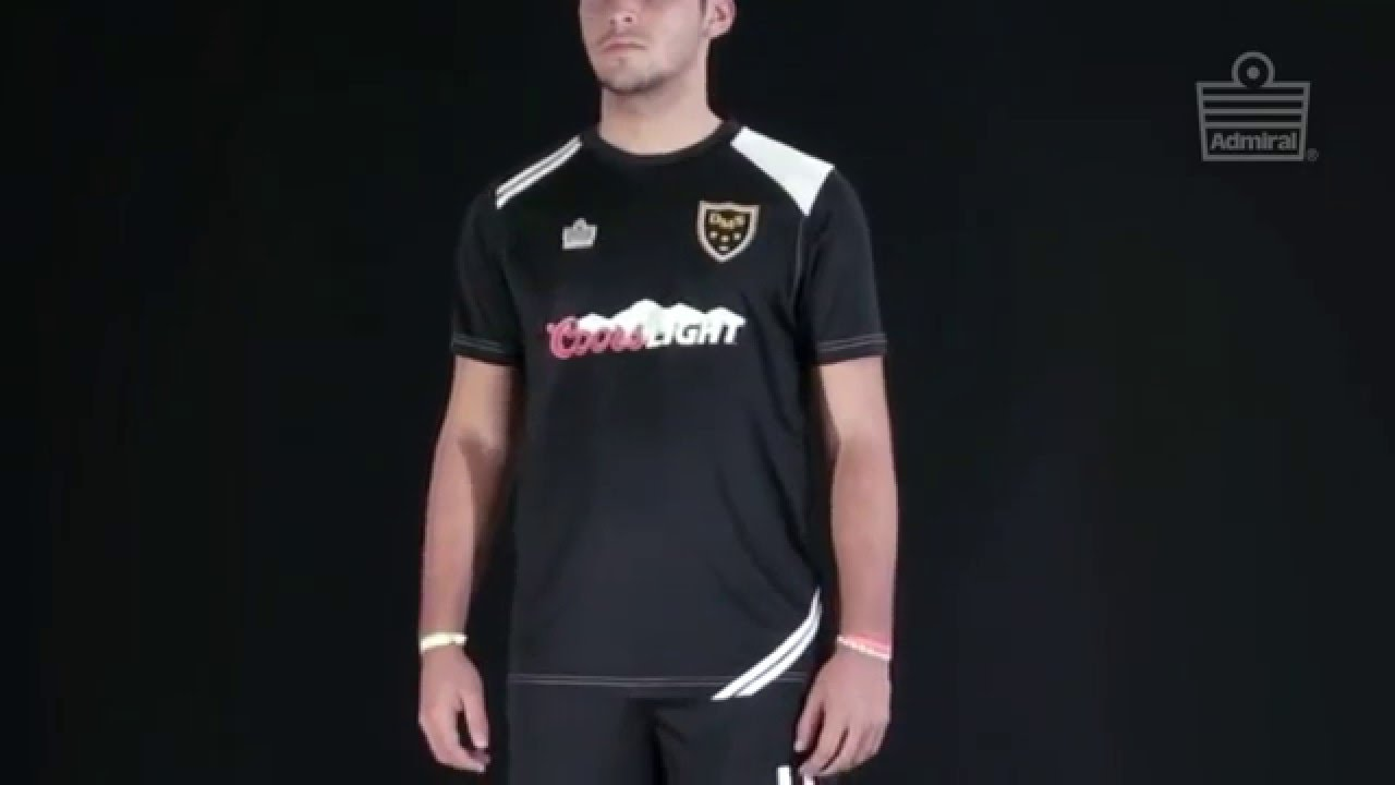 Cup kit by Admiral Sports - YouTube 36401abfe
