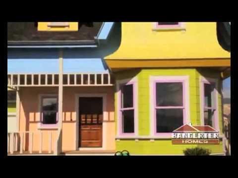 La casa che vola incontro ai sogni
