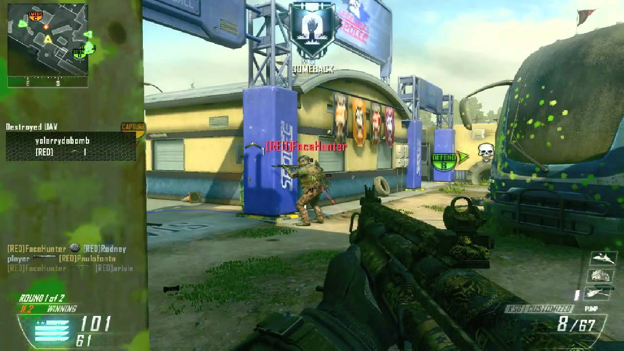 Black Ops II Offline Multiplayer for PC - YouTube