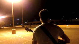 """""""War Paint"""" - Fletcher - Acoustic Cover By Stephen Rothkopf"""