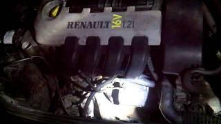 probleme moteur clio 1l2 16v
