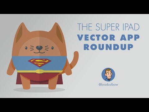 iPad Vector App Roundup