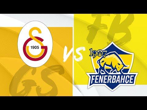 Galatasaray Espor ( GS ) vs 1907 Fenerbahçe Espor ( FB ) Maçı   2021 Yaz Mevsimi 2. Hafta