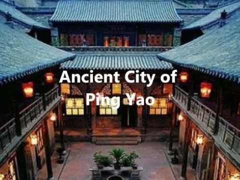 Ancient City of Ping Yao, Shanxi