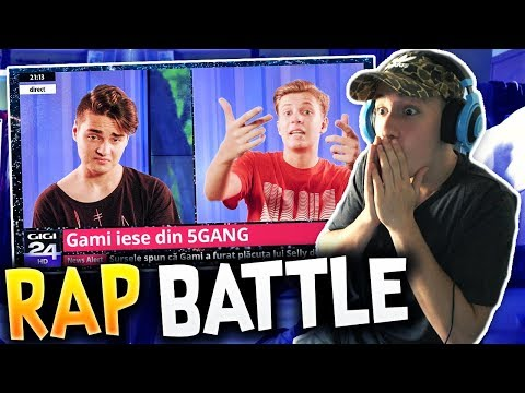 REACȚIONEZ LA SELLY VS. GAMI - RAP BATTLE (Official Video)