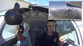 X06 Arcadia, FL takeoff Cherokee 140