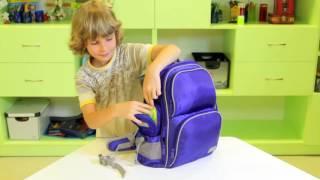 Обзор школьного рюкзака Kite  Smart 2016 для мальчика