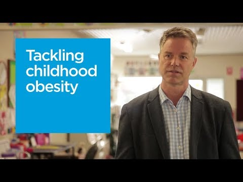 Dr Rob on tackling childhood obesity