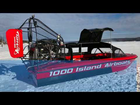 Airboat For Sale 24 Search And Rescue Youtube