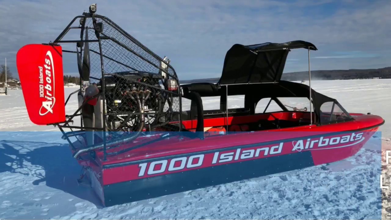 Airboat sale
