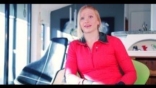 видео Энни Торисдоттир (Annie Thorisdottir) – самая эстетичная спортсменка