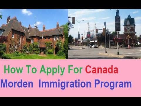 Morden City !!! How To Apply For morden  immigration Program