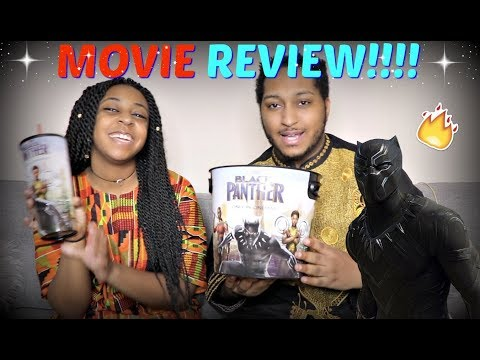 BLACK PANTHER MOVIE REVIEW + SPOILERS!!!
