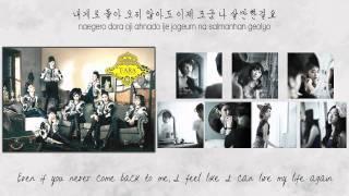[HD] T-ARA (티아라) - 05 괜찮아요 (I'm Okay) {En/Rom/Hangul}