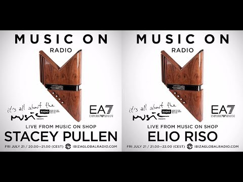 Stacey Pullen, Elio Riso - It's All About The Music @ Ibiza Global Radio 21-07-17