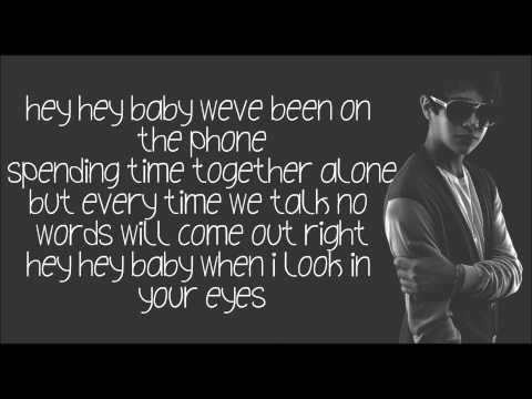 say you're just a friend - austin mahone ft. flo rida | lyrics
