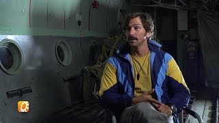 Michiel Huisman in nieuwe Netflix Original The Red Sea Diving Resort