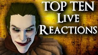 Dark Souls 2 - Top Ten Live Reactions! (15)