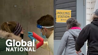 Global National: Feb. 13, 2021 | N.L. election extended as UK variant causes surge in COVID-19 cases