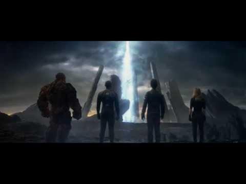 Fantastyczna Czwórka / The Fantastic Four (2015) Zwiastun PL