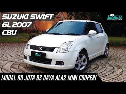 Modal 80 Juta Bs Gaya Ala2 Mini Cooper Dengan Suzuki Swift! Worth It?