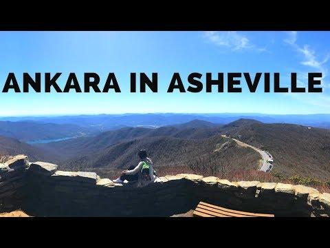 Travel Vlog: Ankara In Asheville | LAJA