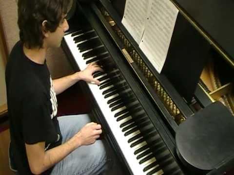 Pink Maggit (Back to School) - Deftones Piano Cover