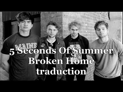 5 Seconds Of Summer - Broken Home