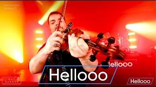 Jake Clayton 'The Devil Went Down To Georgia' LIVE on HelloooTV