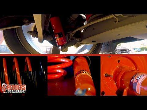 High Performance SportsRyder Shock Absorbers | Pedders