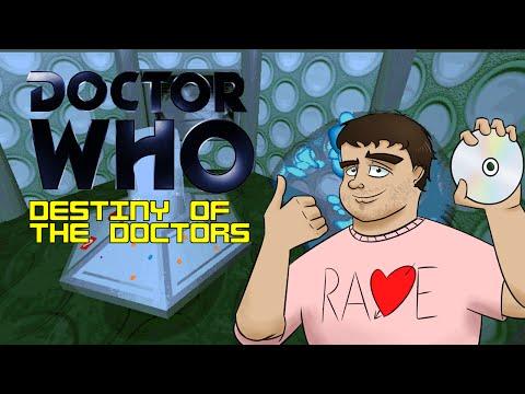 Akago Dojo - Doctor Who: Destiny Of The Doctors Review