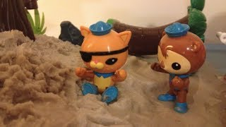 The Octonauts and the Sea Turtle Eggs