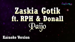 Download lagu Zaskia Gotik ft RPH & Donall - Paijo