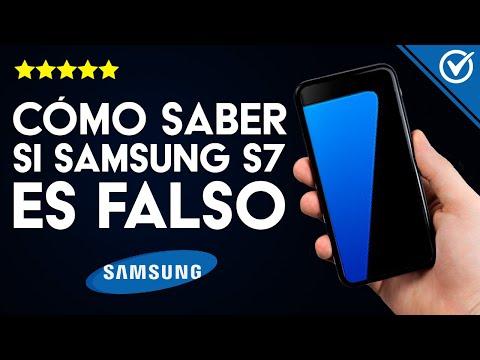 Cómo Puedo Saber si mi Samsung S7 o S7 Edge Made in Vietnam es Original o Falso