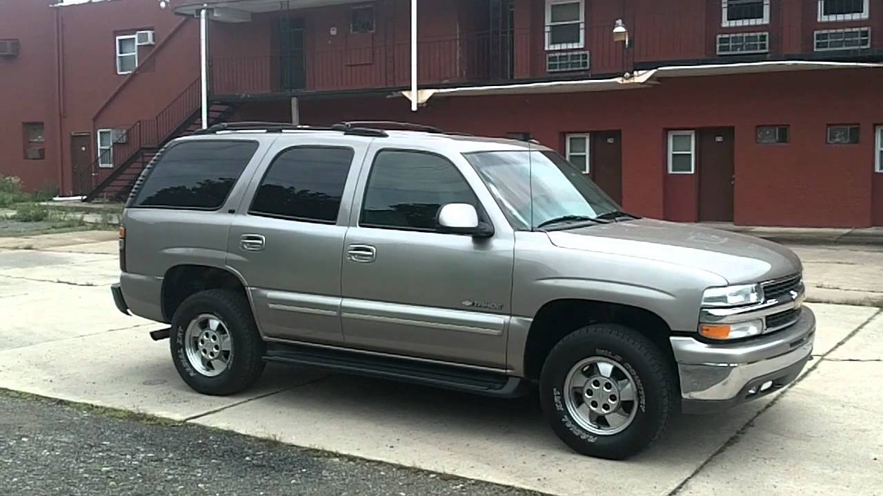 Tatrucks Com 2003 Chevrolet Tahoe Used