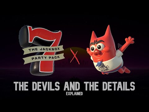 Devils and the Details; Explained   (Jackbox Party Pack 7)  
