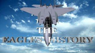 F-15 Strike Eagle III - The Eagles History, CD Version