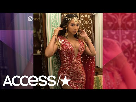 Beyoncé Slays At A Private Pre-Wedding Performance In India! | Access