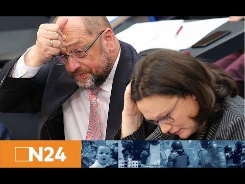 Aufgewühlte SPD: Selbst Horst Seehofer hat Mitleid mit Martin Schulz