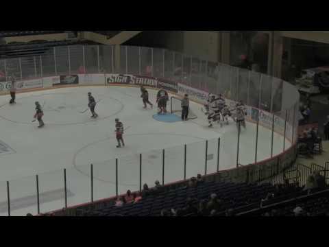VIDEO: Peoria Rivermen 6, Macon Mayhem 3