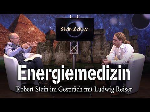 Energiemedizin - Ludwig Reiser bei SteinZeit