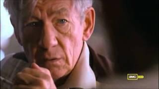 The Prisoner(2009) AMC Clip [smoking] Episode 5: Schizoid
