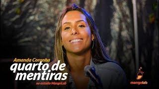 Amanda Coronha - Quarto de Mentiras no Estúdio MangoLab