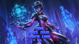 Ying - Full Dive - Voice Line