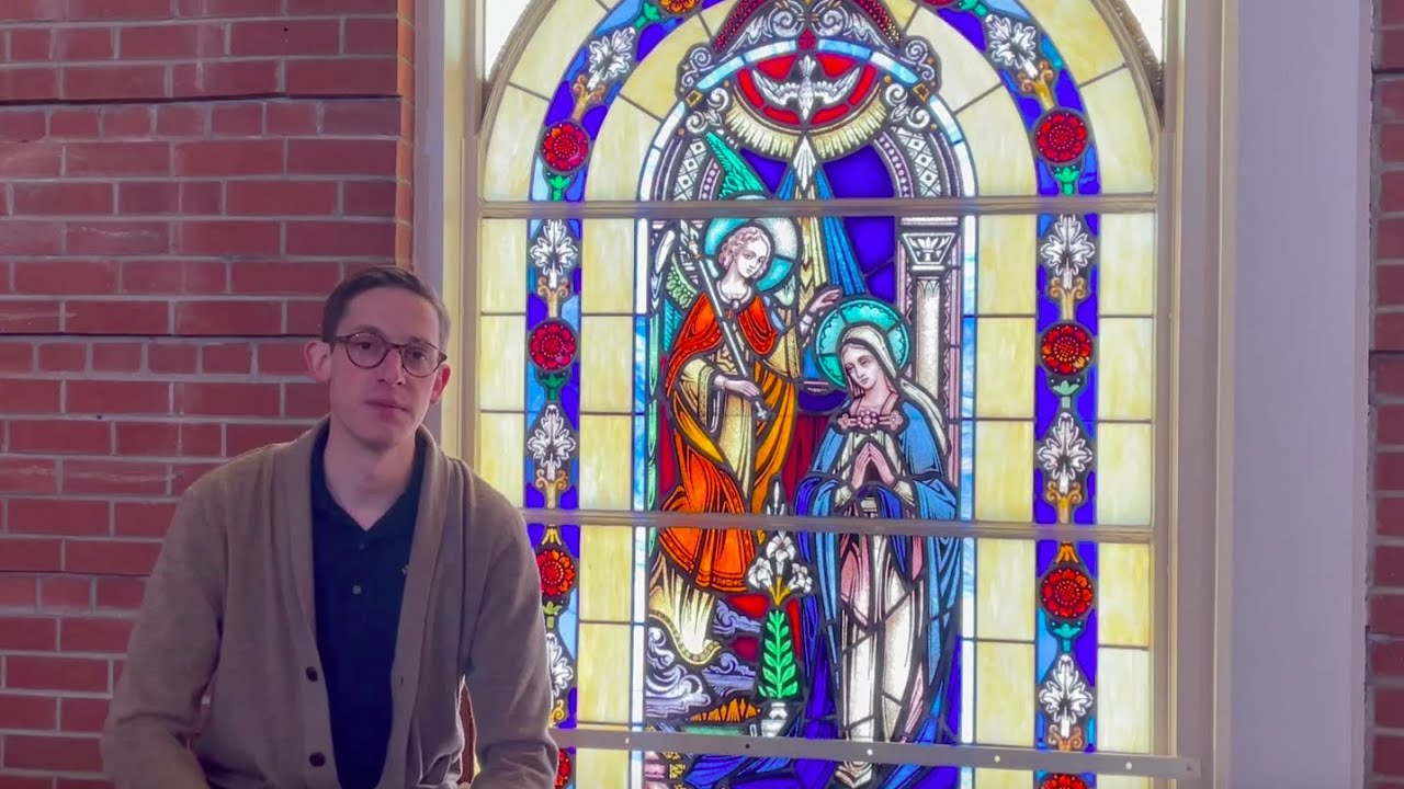 Solemnity of the Annunciation of the Lord Reflection, 2021 Lenten Series: From the Ashes