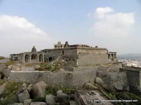 Gingee Fort (Sengiri) Near Chennai