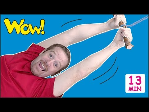 Football for Kids + MORE Steve and Maggie Free Videos | Speaking Wow English TV
